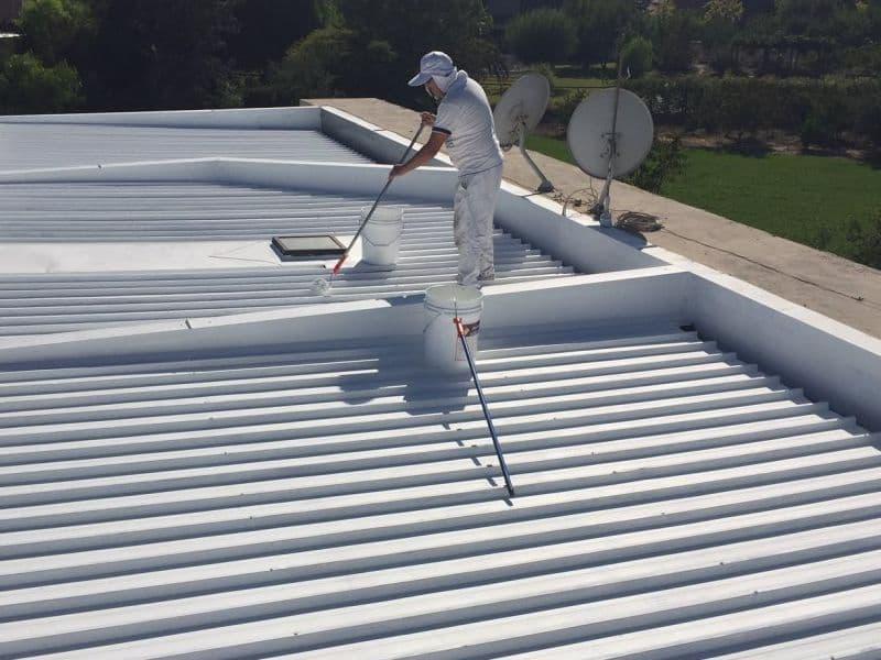Cách chống nóng mái tôn, biện pháp thi công chống nóng